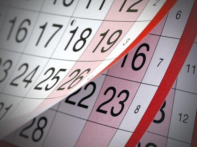 Ženská jména v kalendáři