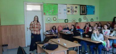 Едукативно предавање за ученике