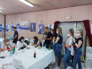 Aкција  добровољног давања крви2021